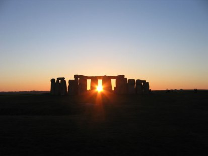small stonehenge